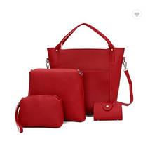 Модний повсякденний набір сумок 4в1, фото 2