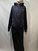 Мужской спортивный костюм  (большой размер) /темно/синий / р.56-64 отличного качества, фото 1