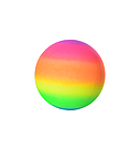 Мяч детский «Радуга» MS 0919, фото 2