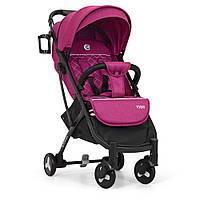 Детская прогулочная коляска Йога El Camino Yoga M 3910-6 фиолетовая (разные цвета). ОРИГИНАЛ!!!