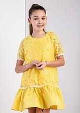 Детское нарядное платье для девочки Ника, размеры 134-152, фото 3