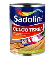 Sadolin Celco Terra 2,5 л лак для пола с хорошей износостойкостью Глянцевый 90