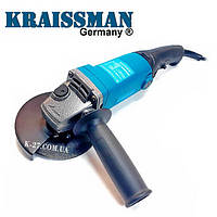 Болгарка (УШМ) Kraissmann 1050 KWS 125