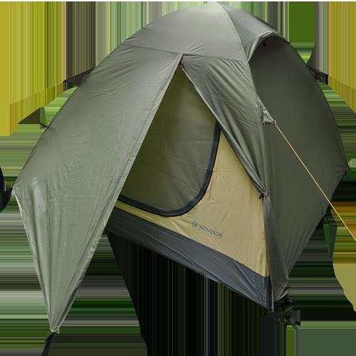 Трехместная палатка MOUSSON FLY 3 KHAKI 8399