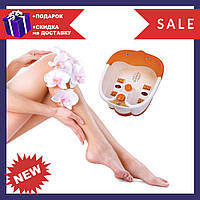 Ванночка - массажер для ног гидромассажная с ИК подогревом Multifunction Footbath Massager