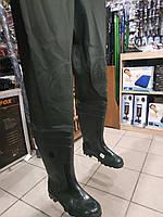 Полукомбинезон Заброды Штаны для рыбалки FortMen ПВХ - 23(С)1500, фото 1