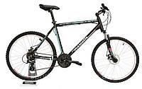 Велосипед MASCOTTE Celeste MD 26 (2015) велосипед черно-бирюзовый, фото 1