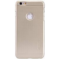 Чехол Nillkin для iPhone 6 Plus золотистый (+пленка)