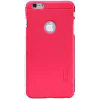 Чехол Nillkin для iPhone 6 Plus красный (+пленка)