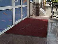 Грязезащитный ковер 150х200см Рубчик-9 красный