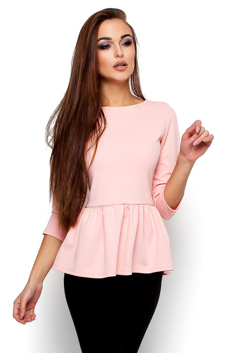 S, M, L, XL /  Стильная женская кофта Punsh, розовый