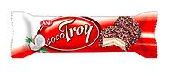 Печенье-сендвич с маршмеллоу в какао-глазури с кокосовой стружкой ANI COCO TROY