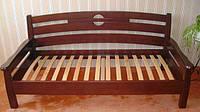 """Ліжко-диван """"Луї Дюпон""""(масив - сосна, вільха)"""