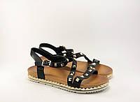 Женские удобные босоножки-сандалии налето