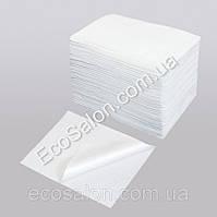 Полотенца одноразовые 70*40 см (100 шт), целюлозо-нетканые