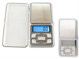Кишенькова вага 500x 0.1г , карманные весы