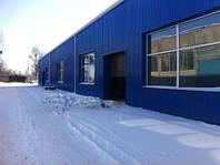 Аренда склада и помещения
