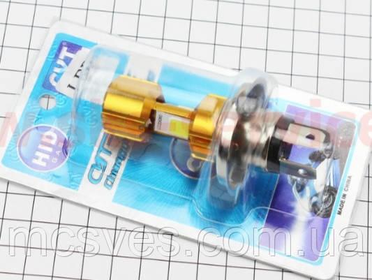 Лампа фары диодная H4 - LED-3