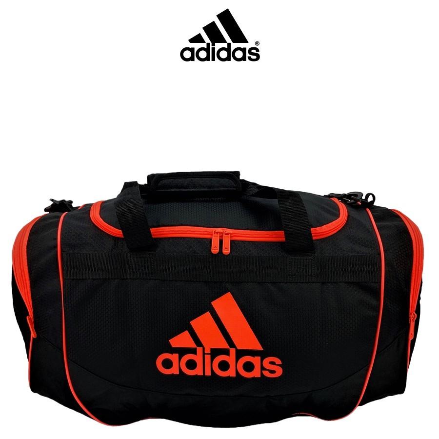 2b377d497d7b Спортивная Сумка Adidas Defender II Duffel Оригинал Чёрная — в ...