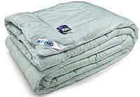 Одеяло шерстяное Руно™ 140х205см в сатин - жаккарде, фото 1
