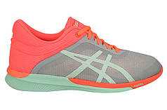 Женские кроссовки для бега Asics Fuzecs Rush (T768N 9687) серые