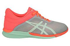 Жіночі кросівки для бігу Asics Fuzecs Rush (T768N 9687) сірі