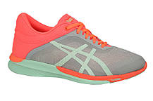 Женские кроссовки для бега Asics Fuzecs Rush (T768N 9687) серые, фото 2