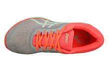 Женские кроссовки для бега Asics Fuzecs Rush (T768N 9687) серые, фото 3