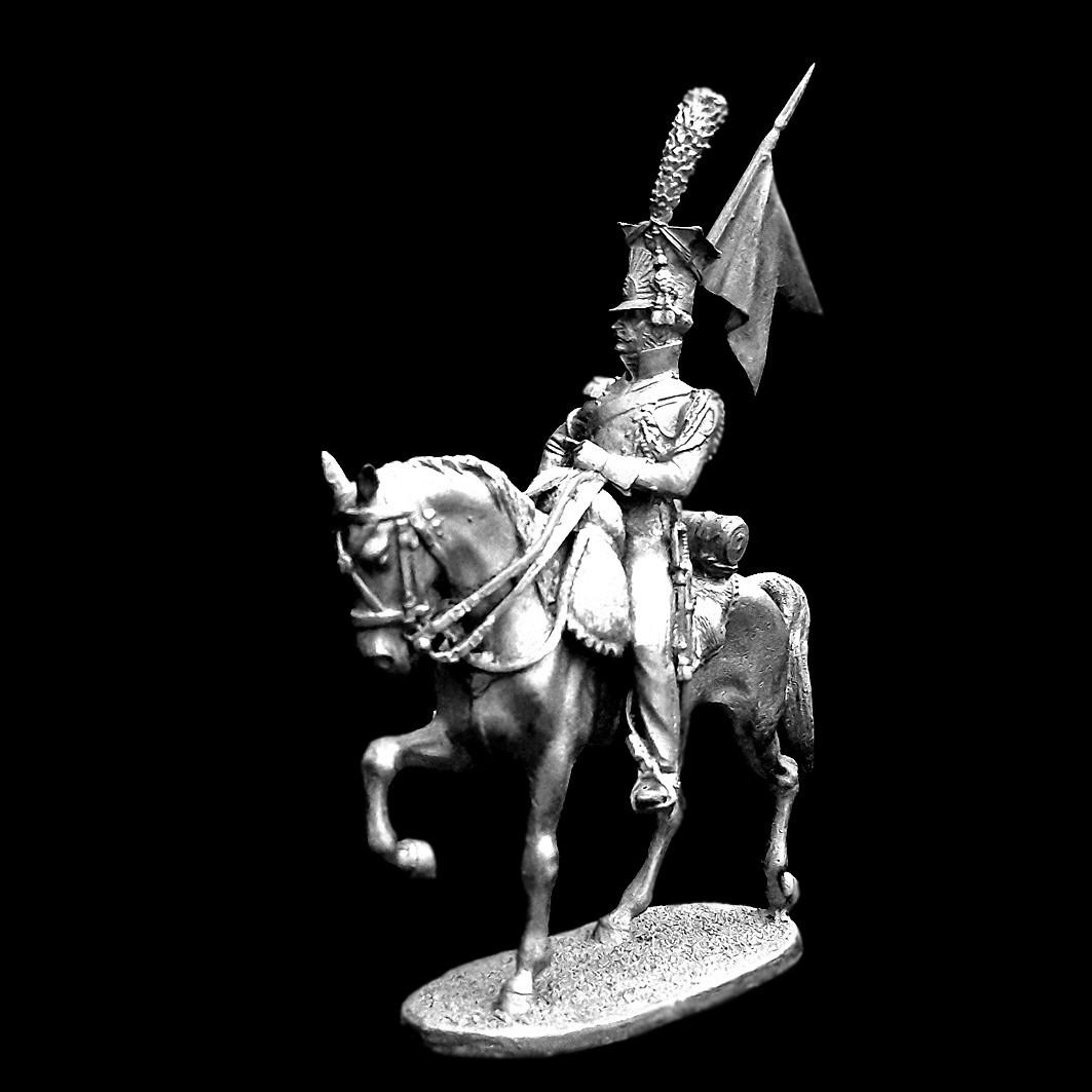 Рядовой 7-го шеволежерского (Висленского уланского) полка