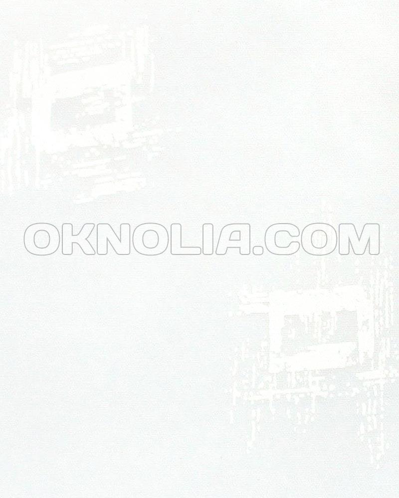 Ролеты тканевые на окна, жалюзи, рулонная штора, ролштора Татьяна 3008 белый, 40*160 см