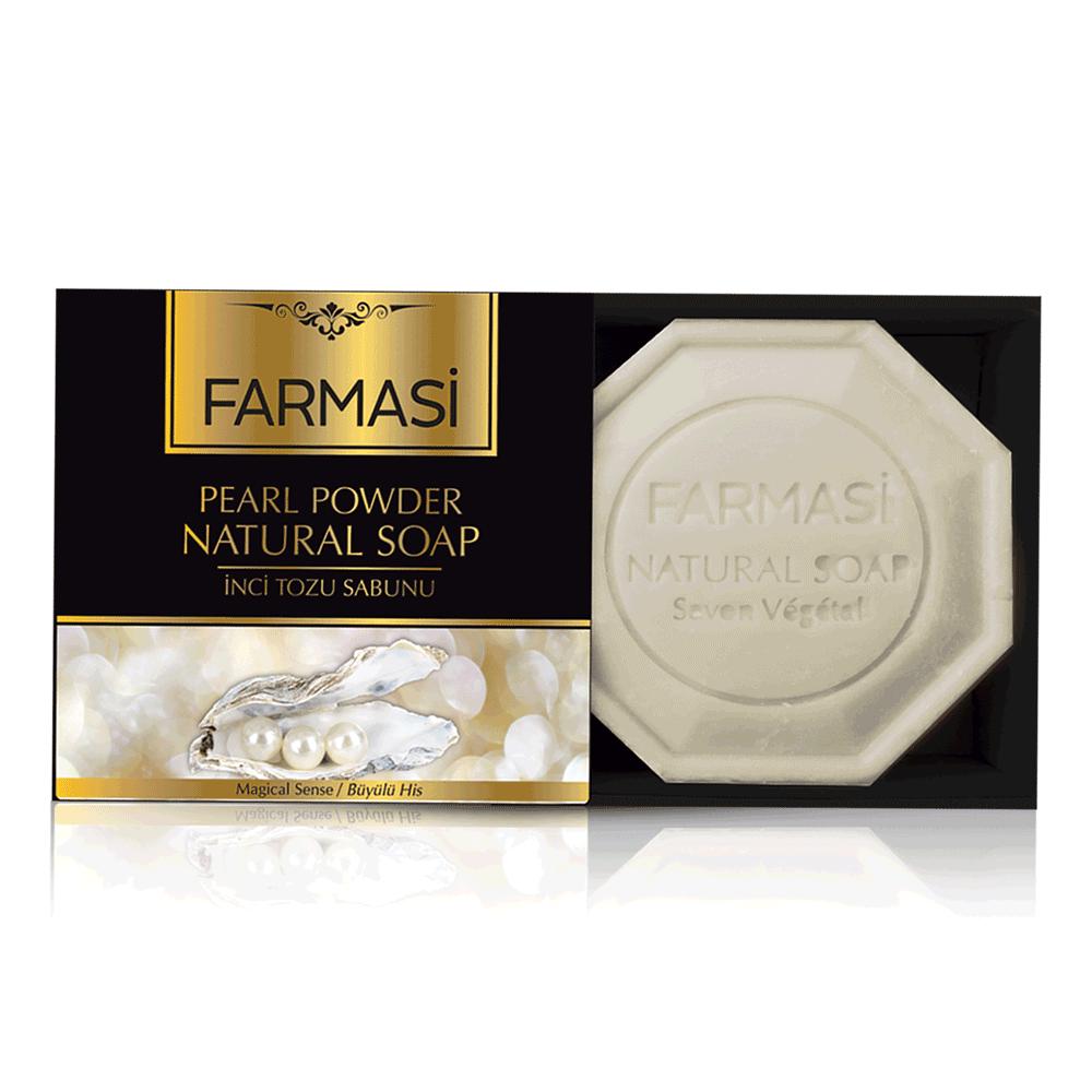 Натуральное мыло Жемчужина Farmasi (1119036)