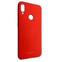 Чехол-накладка силикон Hana Molan Cano для Xiaomi Redmi Note 7 Pro (red)
