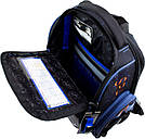 Ранец школьный каркасный с наполнением DeLune 11-030, фото 5
