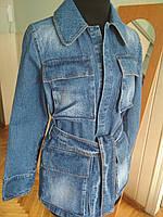 Пошив джинсовой одежды