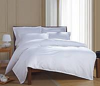 Евро комплект постельного белья White