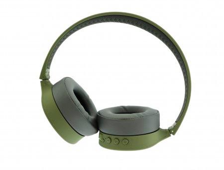 Наушники беспроводные Havit HV-H2586BT military/green