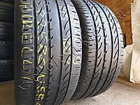 Шины бу 255/40 R19 Pirelli