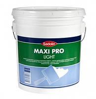 SADOLIN MAXI PRO LIGHT Легкая шпаклевка для внутренних работ 17л