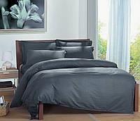 Евро комплект постельного белья Graphite