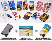 Печать на чехле для Nokia Lumia 635 (Cиликон/TPU)