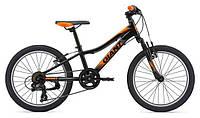 """Велосипед подростковый Giant XTC Jr 20"""", черный (GT)"""
