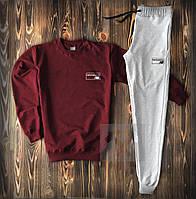 9892e512 Мужской спортивный костюм New Balance, весна/лето, разные цвета, свитшот  (реплика