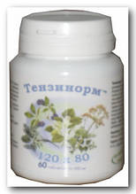 ТЕНЗИНОРМ – давление в порядке 120х80  №60 Витера
