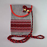 Женская сумка из ткани