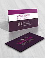 Визитки 1000 шт,  печать визиток, матовые 300 г/м2, бесплатная доставка