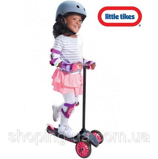 Самокат розовый Little Tikes 638169Е4