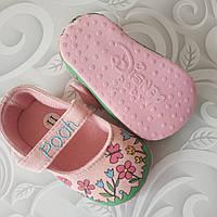Текстильные пинетки тапочки Disney, фото 1