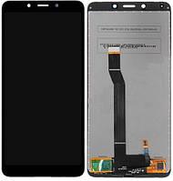 Дисплей Xiaomi Redmi 6 (HM6) / Redmi 6a complete Black