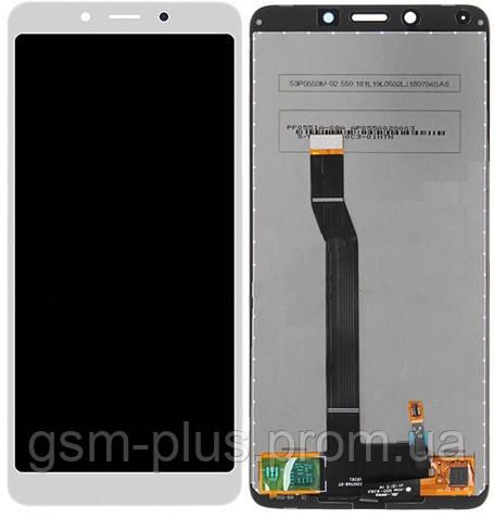 Дисплей Xiaomi Redmi 6 (HM6) / Redmi 6a complete White