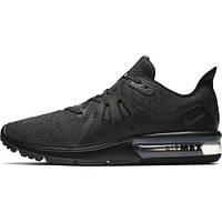 eb1a7177 Мужские Кроссовки для Бега Nike Air VaporMax Полностью Черные Р.(43 ...
